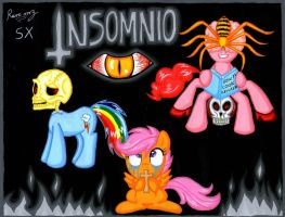Insomnio (SEXOIDE ART) by Rammzblood