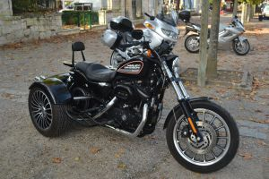 La Harley 3 roues by MADCALIMERO