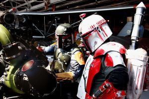 Mandalorian tune up part deux by laurence-J