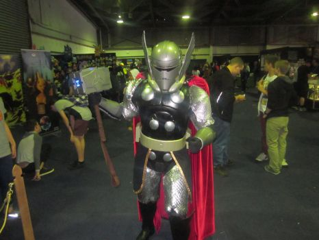 Auckland Armageddon Expo 2014 Cosplay No 204 by dubzac58