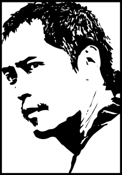 LOST - Miles Straume - Vector by fionamoore