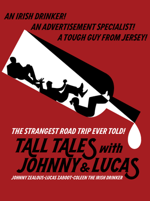 Tall Tales with Johnny and Lucas Poster 6 by Jarvisrama99