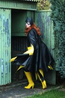 Barbara Gordon - Batgirl XI by Knightess-Rouge