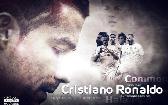 Cr7 The Boss by King2Ps