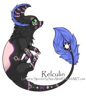 Relculin adopt 1 by MochaRa-t