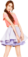 Uee (After School) PNG Render by classicluv