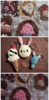 felted crafts preview by pronouncedyou