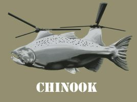 Chinook, subspecies CH-47 by ShadesOfMauve