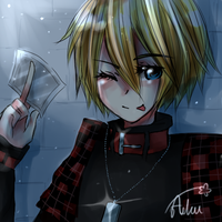 TnC: Rin by Aii-luv
