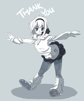 Thank You by MistiousStar