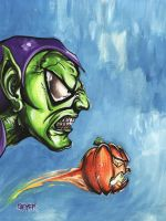 Green Goblin 8 by adamgeyer
