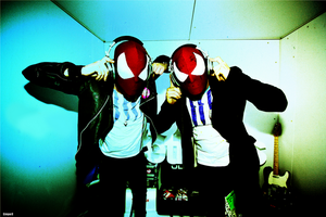 The Bloody Beetroots Wallpaper by GimperX