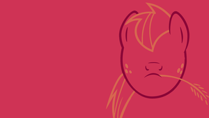 Big Macintosh Wallpaper by MrFugums