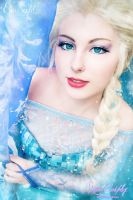 Queen Elsa of Arendelle [Ice Dress] #03 by Noel-Umihana