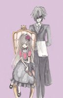 Her Butler by Amika-theonenonly
