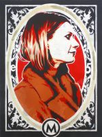 Margot Tenenbaum by epyon5