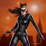 Catwoman by MayFong