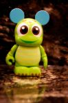 Turtle Vinylmation by LDFranklin