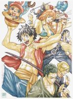 One Piece! by Balust