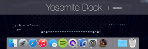 Yosemite Dock by BluPaper