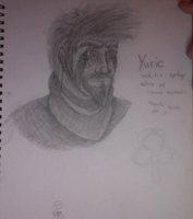 Real Yuric the third by ShamrockSiSi