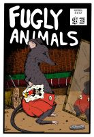 Fugly Animals Cover by bobbymono