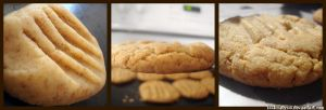 Peanut Butter Cookies by 145kristy145