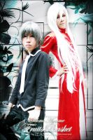 Cosplay : Sohma's Brothers -FB- by Zeasonal