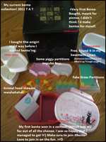 Bento Collection 1 by Angelized