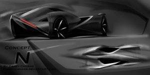 Concept N Rear by Dannychhang