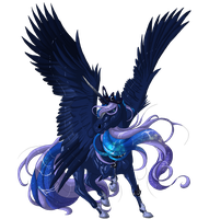 Princess Luna by GermanDark