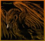 duck pheonix by Dismay666