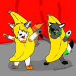 Bananas :D by wolvesforever122