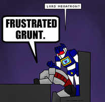 TF:G1 - FRUSTRATION by sallychan