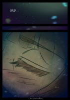 FutureTale: CHAPTER 1 - RUINS 1 page by KasugaBee