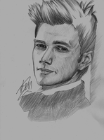 Mr Colfer by ivy11