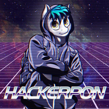 Hackerpon (Gift) by SyntaX99