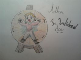 Arthur The Wicked Day by WhouffleJohnlock