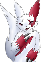 Zangoose by AtomicClaw