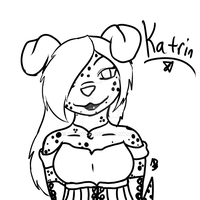 Freebie - Katrin by Nar-Nyss