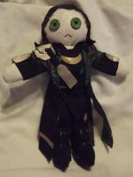 Little Avengers.1.Loki by Zexion-the-gamer