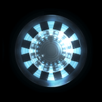Arc Reactor Boot Animation by IceMetalPunk