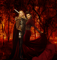 SwanQueen2 by Dragoon23