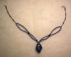 Black and blue dual-strand by simplysyd