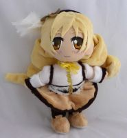 Mami Plush by Nikicus