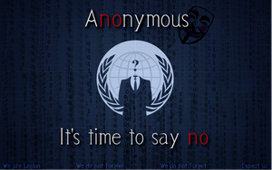 Anonymous by Faldio