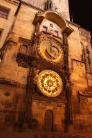 Prague Astronomical Clock by MattEdson