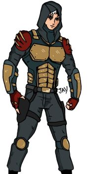 Injustice: Jason Todd by Jasontodd1fan
