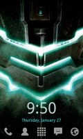 My Dead Space 2 Homescreen by ThePadlokChild
