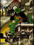 Robin, the Boy Wonder by herms85